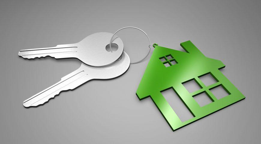 tenant eviction - house keys