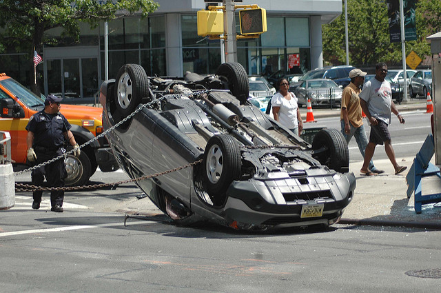 5 Reasons Why Insurance Rates Go Sky-High After An Accident