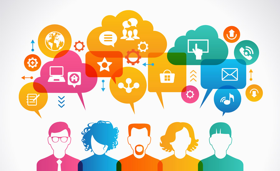 The Main Advantages of a Corporate Social Network
